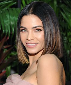 The Best Haircuts for Thick Hair and how to ask for thick hair to be cut - Jenna Dewan Tatum from InStyle.com