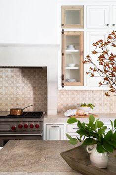 Marie Flanigan Interiors - Cabinet Door Design