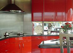 vintage retro metal kitchen cabinets mid 50's great shape formica