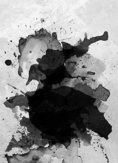 Example watercolor splatter for logo Watercolor Splatter, Ink Splatter, Picsart, Overlays, Wattpad Background, Cover Template, Black Backgrounds, Abstract Art, Photoshop