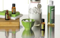 reducing toxic load and some awesome ESSENTIAL OILS cleaning recipes! Essential Oils 101, Essential Oils Cleaning, Cleaning Recipes, Cleaning Hacks, Cleaning Supplies, Doterra Slim And Sassy, Cleaning Cabinets, Bathroom Cleaning, Diy Deodorant