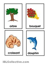 French - flashcards