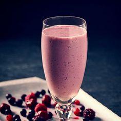 Berry Smoothie http://www.proteinworld.com/recipes/berry-smoothie/