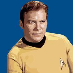 Captain James T. Kirk, NCC-1701 & NCC-1701A