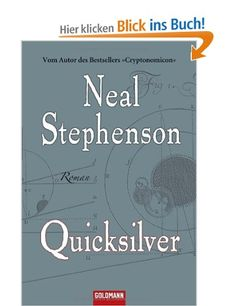 Quicksilver: Amazon.de: Neal Stephenson, Nikolaus Stingl, Juliane Gräbener-Müller: Bücher