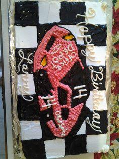 Larrys bday cake 2012