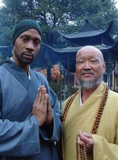 Pioneer of hip hop the Rza rector!