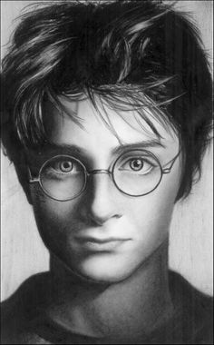 Harry Potter – Daniel Radcliffe by Phoenirius Fanart Harry Potter, Harry James Potter, Harry Potter Sketch, Arte Do Harry Potter, Harry Potter Artwork, Harry Potter Pictures, Harry Potter Drawings, Harry Potter Characters, Harry Potter Universal