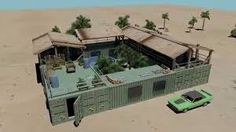 Image result for Concept Made from Shipping Containers