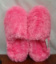 Fluffy House Slippers - Architectural Designs