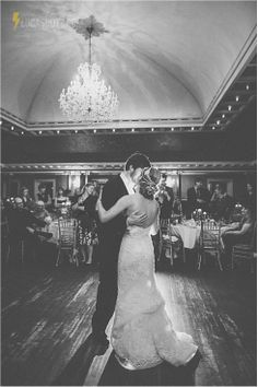 First Dance Semple Mansion Wedding Minneapolis MN by Lucas Botz Photography