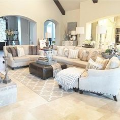 Layout and furniture. See open plan coves