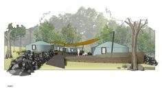 Camp JRF Eco-Village / Metcalfe Architecture & Design