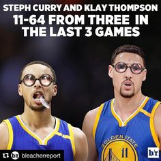 #Repost @bleacherreport with @repostapp  We have a suggestion Splash Brothers.