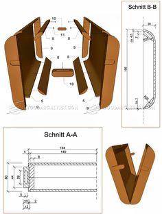 Making Wooden Handbag - Woodworking Plans