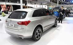 Another Chinese Copy Car: The Zotye T600 An Acura RDX And Audi Q5 Combined