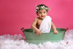 03 - FotoZone - Professional Wedding and Portrait Photographers Baby Portraits, Floral Headbands, Lord Shiva, Portrait Photographers, Cute, Angels, Kids, Photography, Wedding