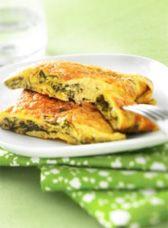 Omelette à l'oseille : Nos recettes d'omelettes | FemmesPlus