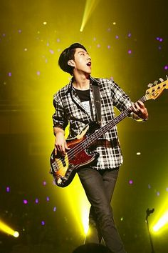 First day JS, CNBLUE