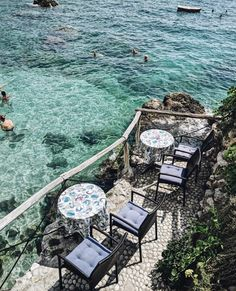 Good morning from beautiful Capri 🌅 The Places Youll Go, Places To See, New City, Honeymoon Destinations, Adventure Is Out There, Travel Goals, The Great Outdoors, Travel Inspiration, Beautiful Places