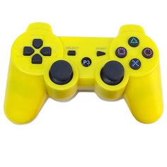 High Quality 2.4GHz Wireless Bluetooth Game Controller For PS3 Console FOR PS3 Game Gamepad, 11 Colors