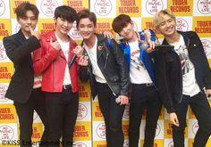⤴× kthpgs × I kpop I MAP6 - SUN, SIGN, JJUN, MINHYUK & JVIN