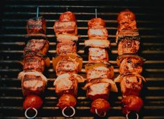 Gazebo Room Lamb Kabobs: This is our favorite way to showcase the versatility of Gazebo Room as a marinade. From the savory lamb, to the tangy bell peppers, let your guests experience all of the ways that Gazebo Room brings out the best flavors in their food. http://gazeboroom.com/gazebo-room-lamb-kabobs/