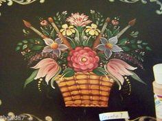 Bauernmalerei BY Sherry Gall Folk ART1997