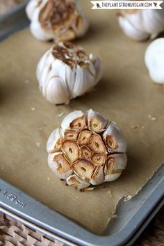 Roasted Garlic-oil free