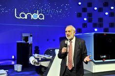 Benny Landa - Landa Nanographic Printing
