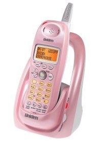 Pink Cordless Phone,