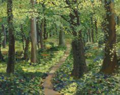 Landscape Oil Painting Print