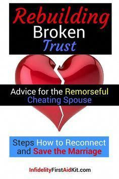 how to reconcile after affair