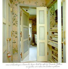 Os closets enxutos dos meus sonhos • Living Gazette