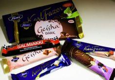 1891年創業のファッツェル(Fazer)社は、フィンランドが誇る老舗チョコレートメーカー スーパーで