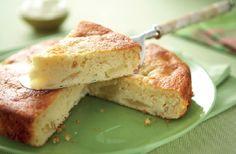 Bake this fresh pear and zesty lemon cake, it's sure to impress everyone #LetsBake #Recipe