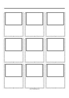 what story board templates do you like to use let us know so we