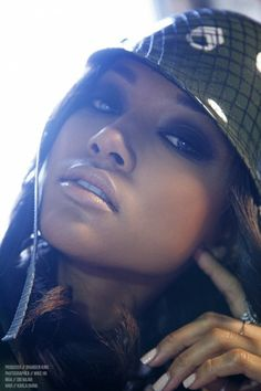 Karrueche Tran Channels Her Inner Vietnamese in sexy new photo shoot.  Log on to twanatells.com to check out more pics