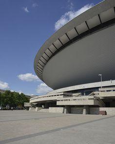 A subjective atlas of modern architecture: Spodek sports hall, Katowice, Poland , 2014. ©...