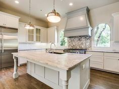 For sale: $1,295,000. New Soft Contemporary on 1.11ac (1-2ac option additional)Winding drive thru lots of Oak Trees! Open style-One Grand Dining, large Island with seating,Casual Living overlooking Land! Viking Appliances: built in refrig, gas stove-oven. Massive Pantry.Luxury Master Suite down has sitting area-elegant bath features stand alone tub-sep. vanities.  Wide Wood staircase to amazing upstairs living areas: Pool table room, kitchenette, gameroom, office and media. 2 Bdrms with…