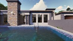 5 Bedroom House Plan BLA-021.9S