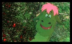 Elliot, Pete's Dragon. My favorite Disney movie EVER.
