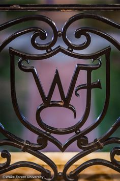 Wake Forest University well, i'm in the old WF , but i like the monogram