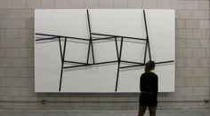 Kinetic Art - Dynamic Structure 29117 2007-2010 on Vimeo