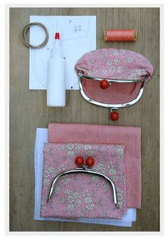 Coin purse sewing tutorial