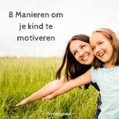 Weet hoe je je kind kan motiveren! Hierdoor wordt je kind gelukkiger en succesvoller. Hoe sluit je aan bij zijn of haar intrinsieke motivatie? lees het hier