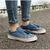 Women Slip On Hollow Out Flats Ladies Breathable Loafers Casual Platform Vulcanized Sewing Sneakers Shoes Clothing Sites, Ladies Slips, Boat Shoes, Shoes Sneakers, Loafers, Platform, Slip On, Flats, Casual