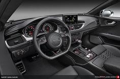 Audi RS 7 Interior