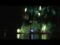 Walt Disney EPCOT Fireworks - IllumiNations Reflections of Earth - COMPLETE and UNEDITED
