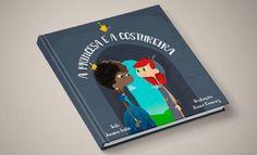 O lançamento do livro infantil brasileiro protagonizado por um casal de princesas.